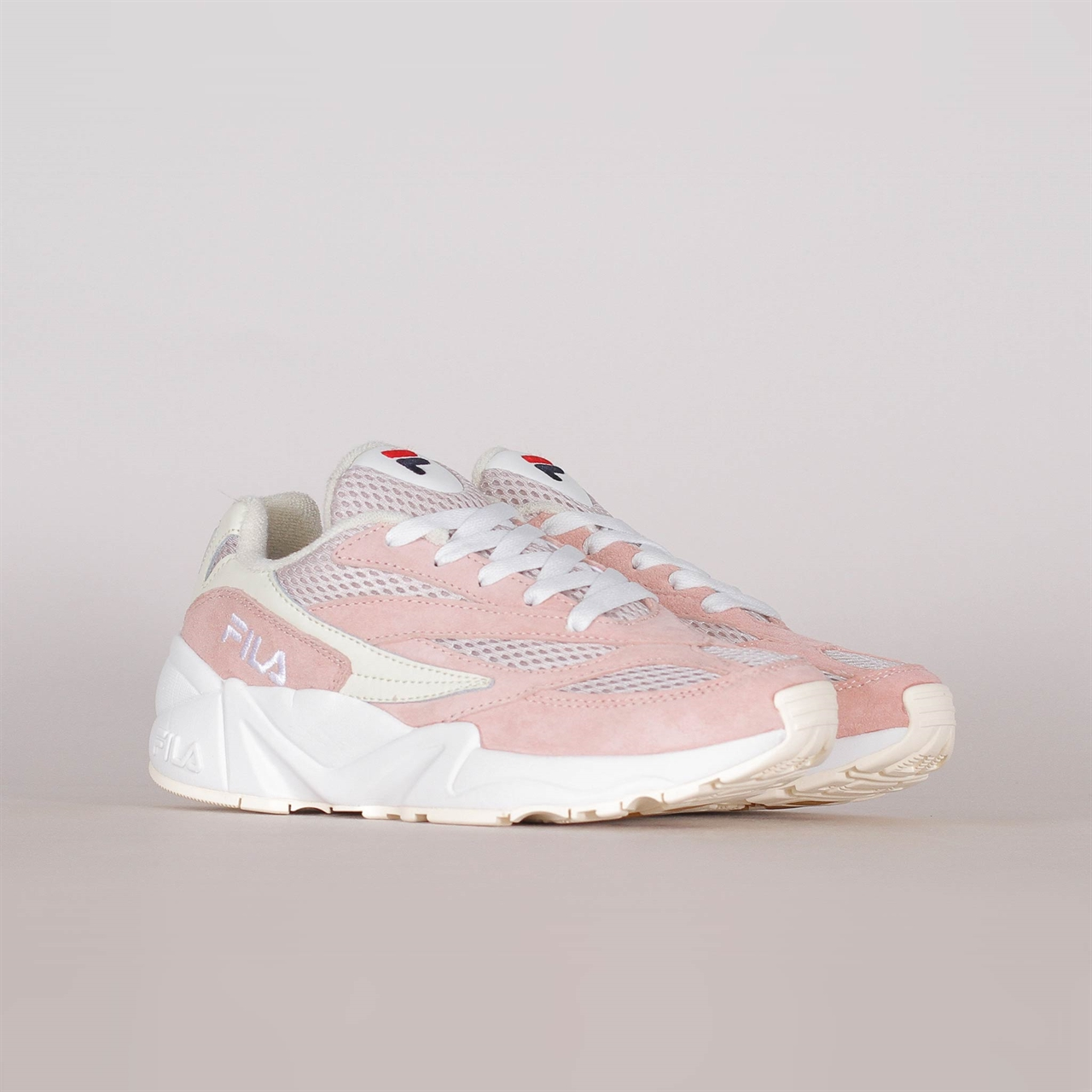 Fila Womens V94M Low Pink (1010600-71A