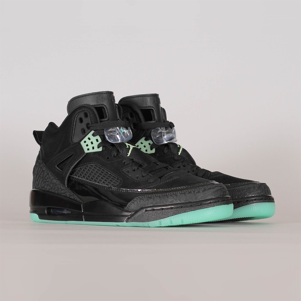 Implacable Medición para mi  Shelta - Nike Air Jordan Spizike Green Glow (315371-032)