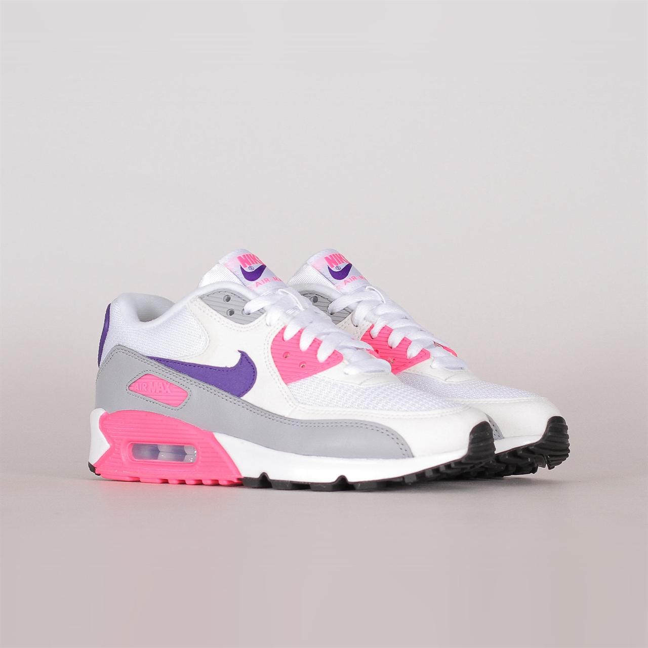 Shelta - Nike Sportswear Womens Air Max 90 (325213-136) 3813495931