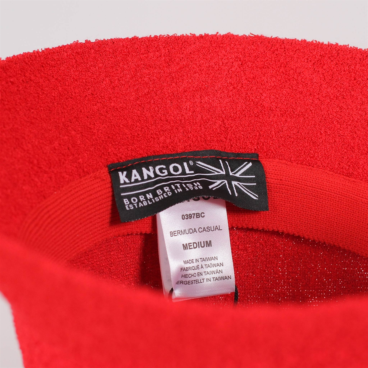 b800d43d Shelta - Kangol Bermuda Casual Hat Scarlet Red (397BCM-SCA)