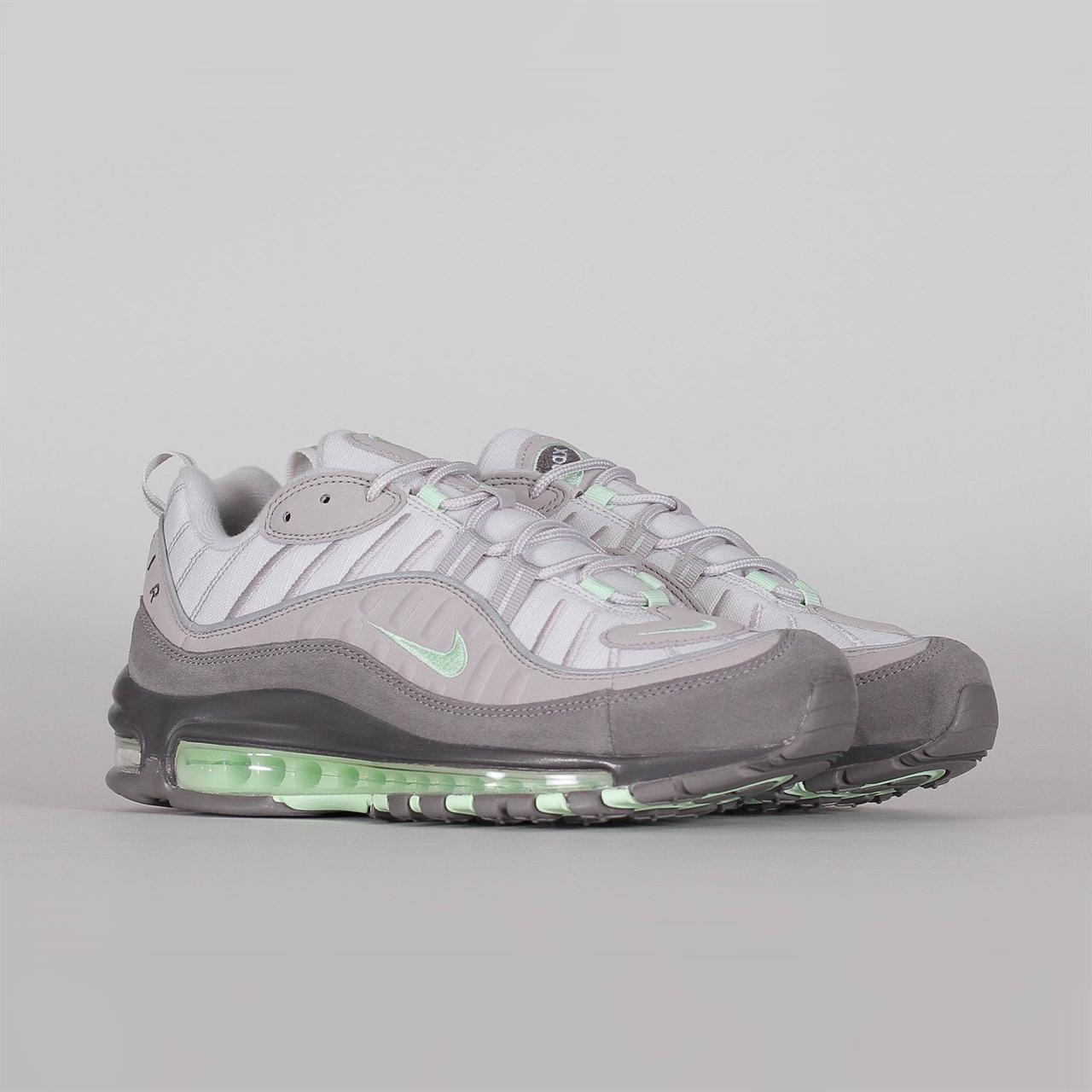 online retailer efae9 4831a Air Max 98 (640744-011). 195 195EUR   a pair. Colorway  Vast Grey Fresh Mint  Atmosphere Grey