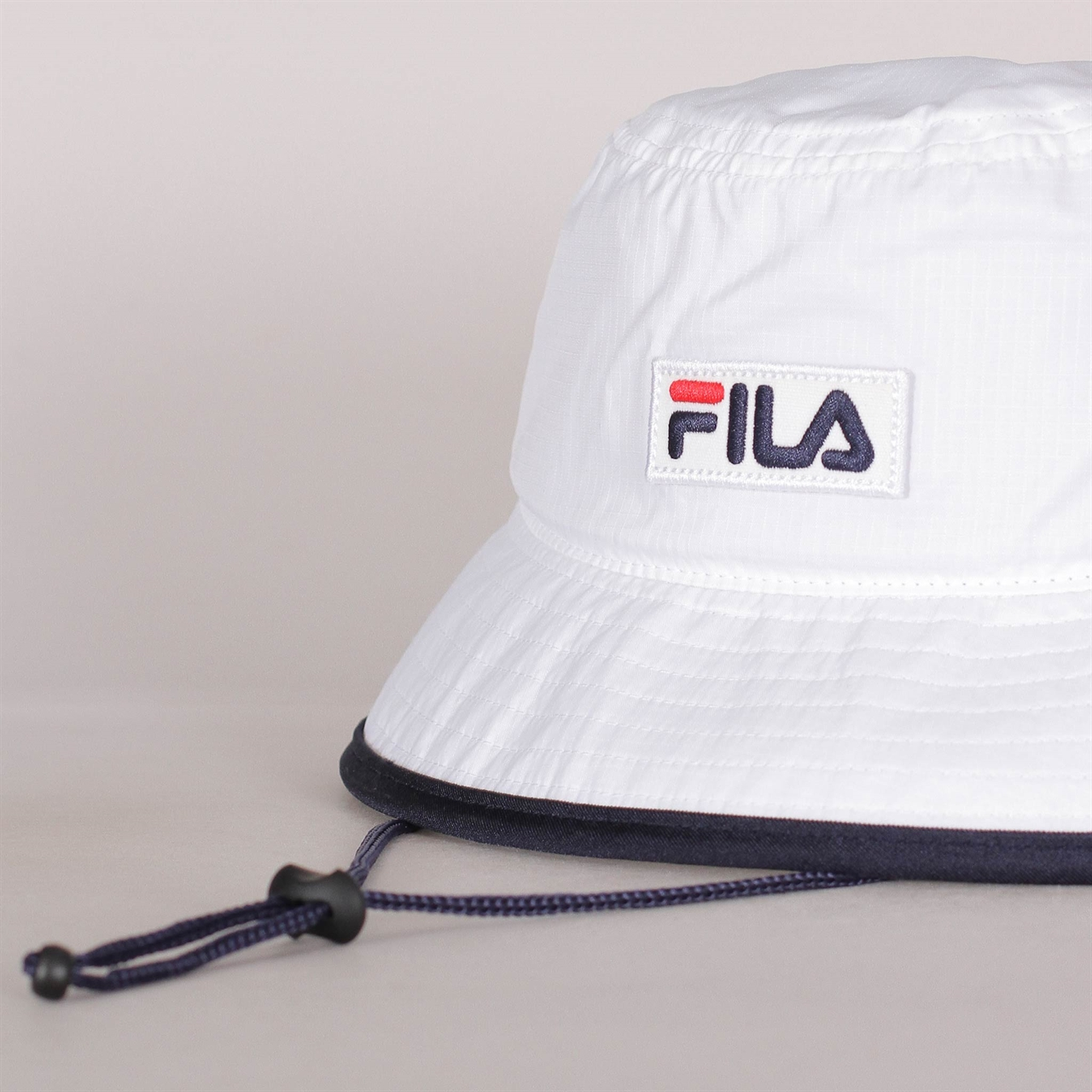 af93f6a4a11fa Shelta - Fila Sail Bucket Hat White (686022-M67)