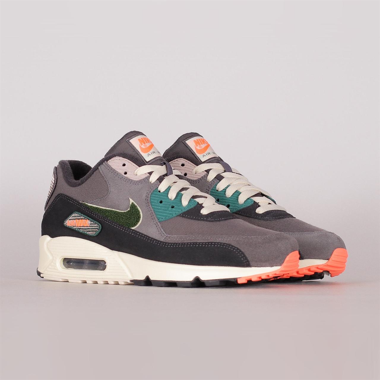 8744137413 Nike Sportswear Air Max 90 Premium SE (858954-002) - Shelta