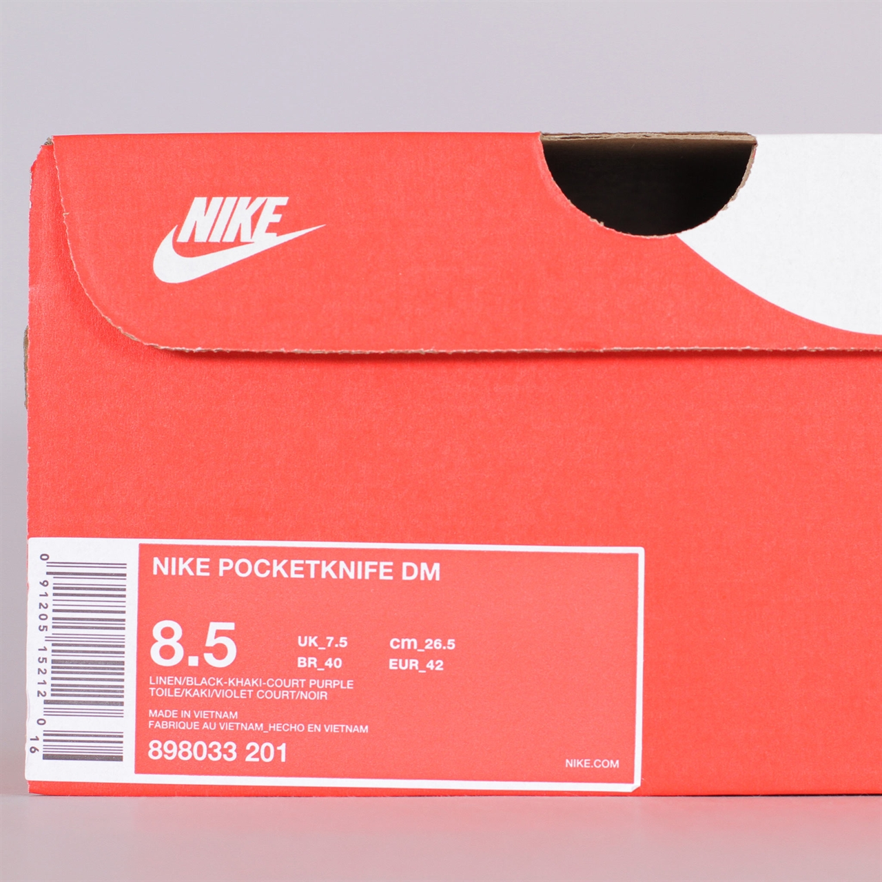san francisco 3b702 6cc70 Nike SportswearNike Sportswear Pocket Knife DM (898033-201). 1