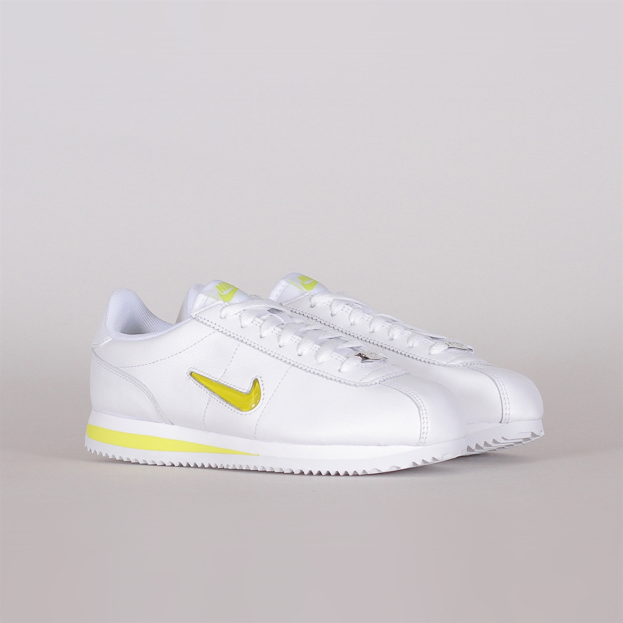 online store a5607 220af Womens Cortez Basic Jewel 18 (AA2145-100)