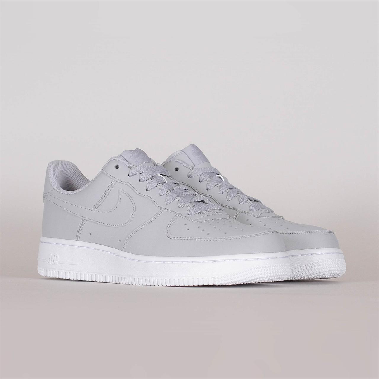 Shelta Nike Air Force 1 07 Wolf Grey (AA4083 010)