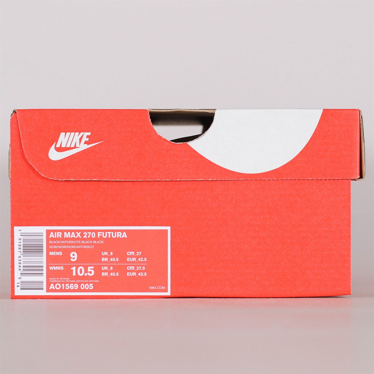 Nike Air Max 270 Futura (AO1569 005) Shelta