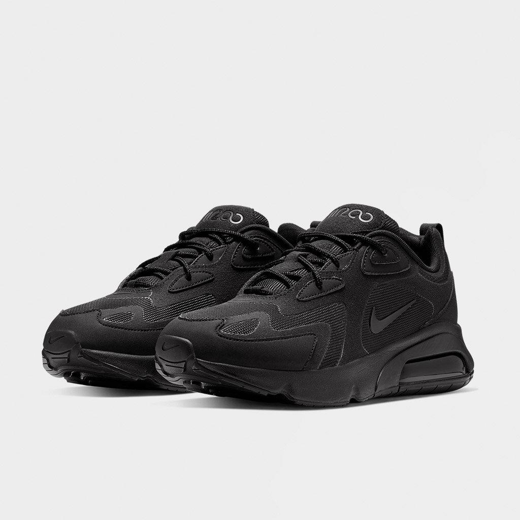 Shelta , Nike Air Max 200 Black (AQ2568,003)