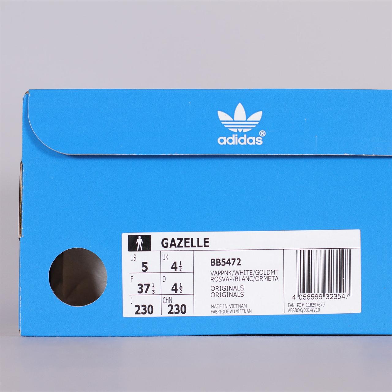 reputable site 0a11a 42e0f Adidas OriginalsAdidas Originals Gazelle (BB5472). 1