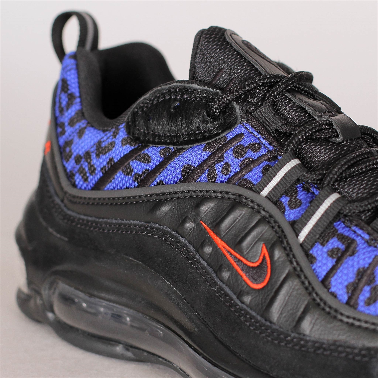 Shelta Nike Womens Air Max 98 Premium Black Leopard (BV1978 001)