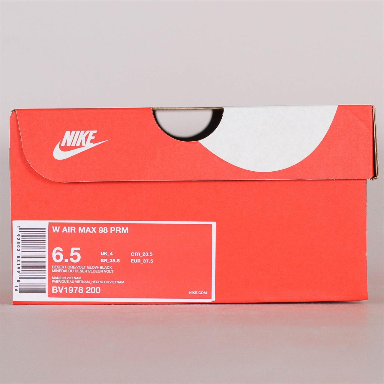 Shelta Nike Womens Air Max 98 Premium (BV1978 200)