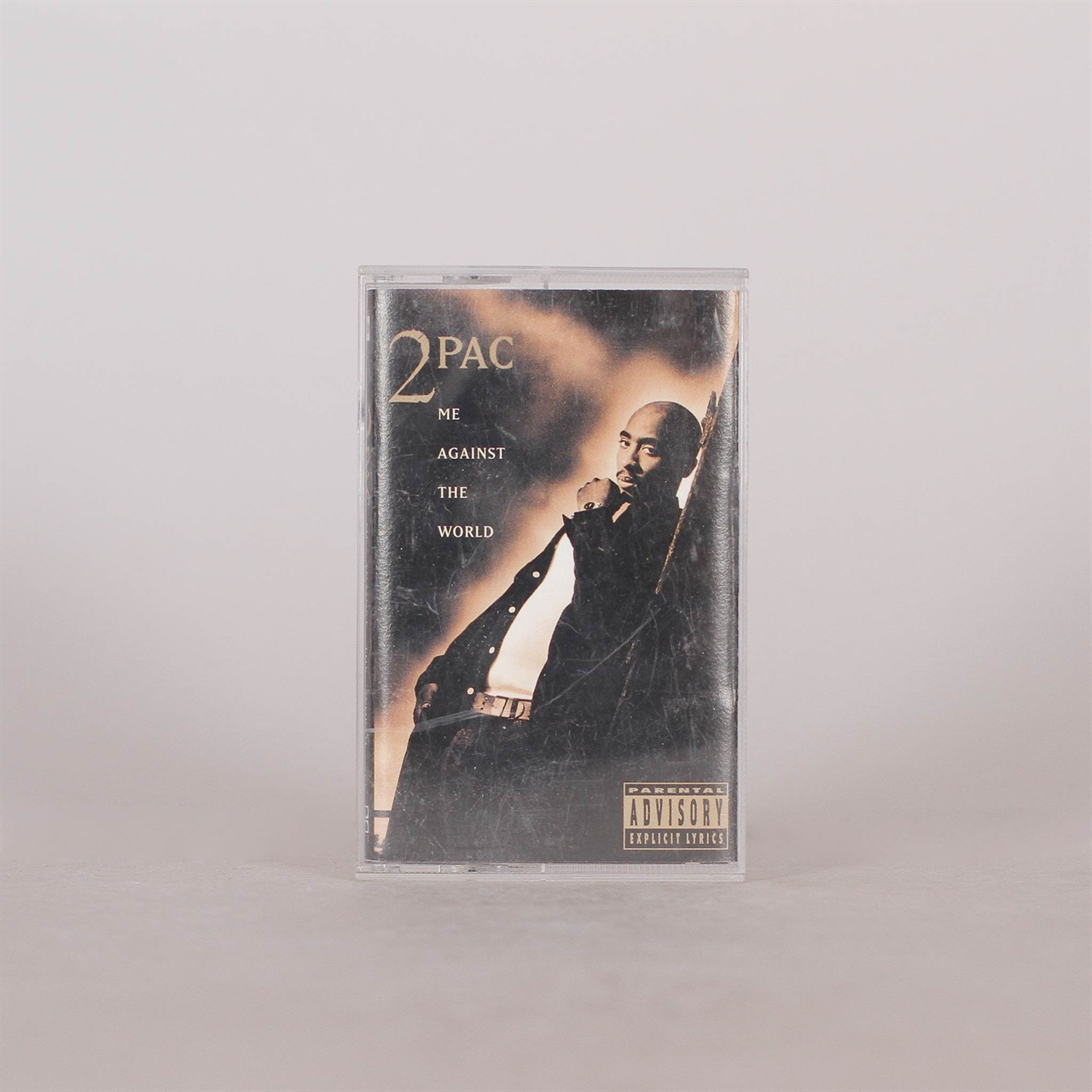 Shelta - 2pac Me Against The World 1995 Cassette (CAS-2PMW)