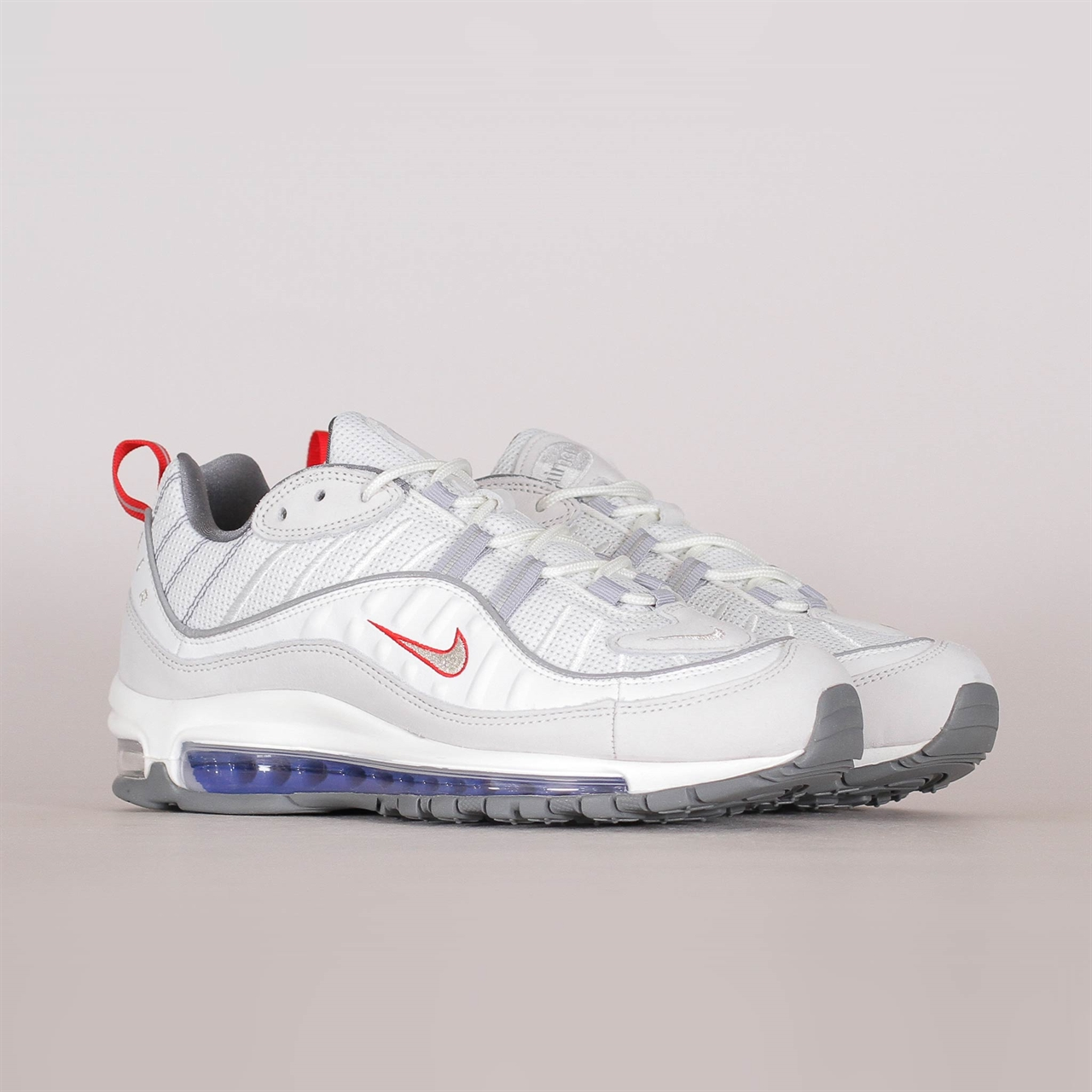 Nike Air max 98 | Wit | Sneakers | CD1538 100 | Caliroots