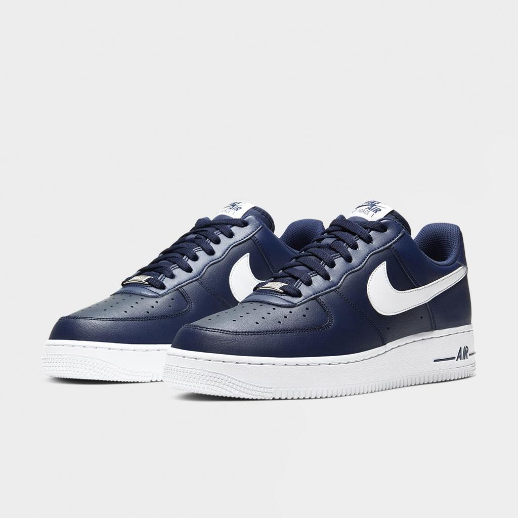 Shelta - Nike Air Force 1 07 Midnight Navy (CJ0952-400)