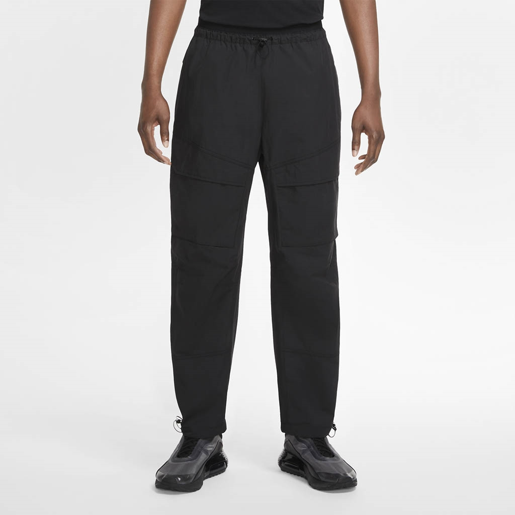 Shelta Nike Tech Pack Woven Pants Black Cu3761 010