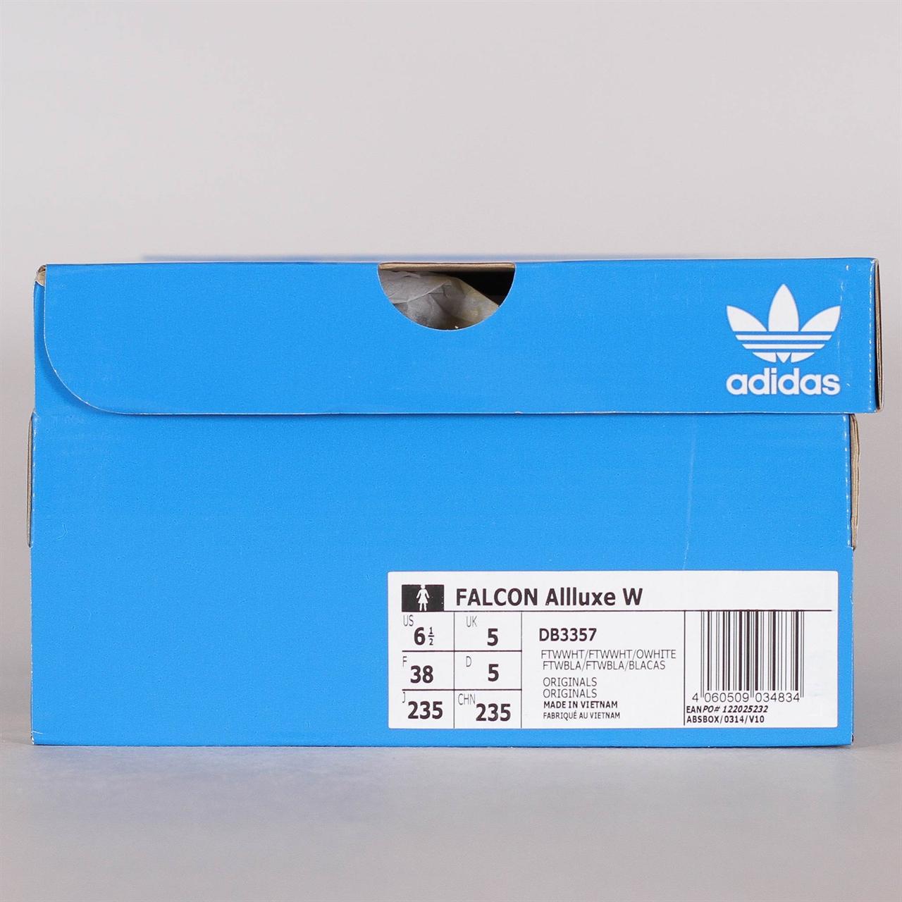 brand new b1273 f39e5 Adidas OriginalsAdidas Originals Womens Falcon Allluxe (DB3357). 1