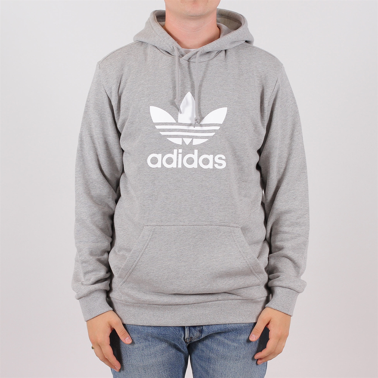 adidas sweater trefoil
