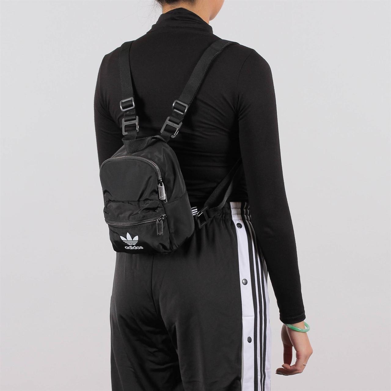 eb0e8cb4bb Shelta - Adidas Originals Backpack Mini Black (ED5869)