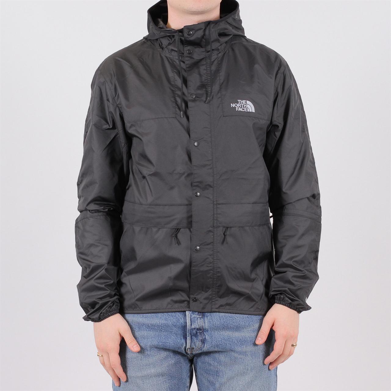 488e59e580 Shelta - The North Face 1985 Mountain Jacket Black (T0CH37C4V)