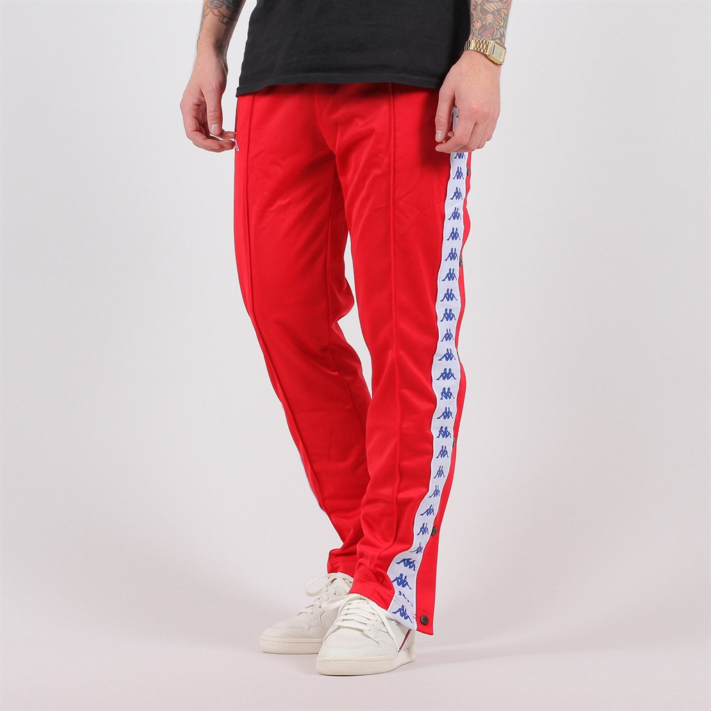 Shelta Kappa Astoria Snap Trackpant Red White Blue (303KUE0 C26)