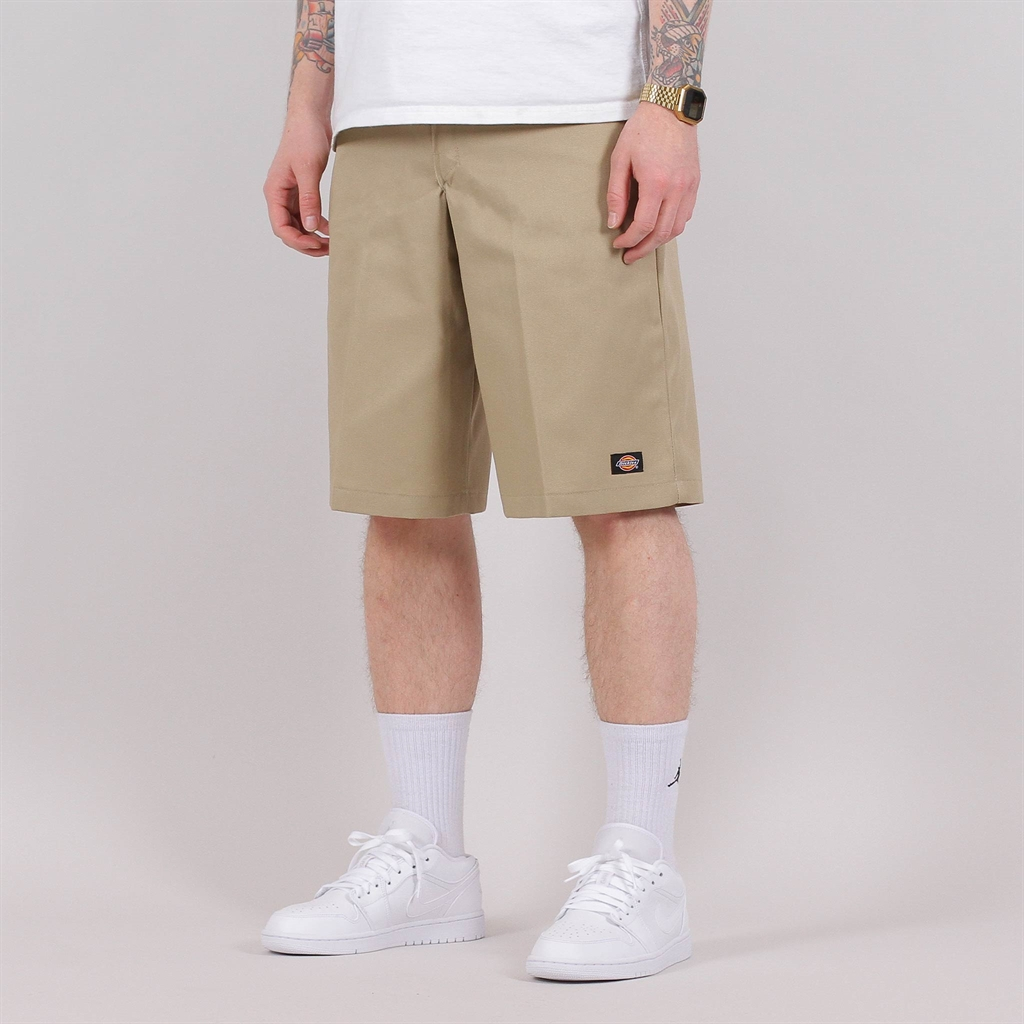 best collection suitable for men/women professional design Shelta - Dickies 13 Loose Twill Work Short Khaki (42283-KH)