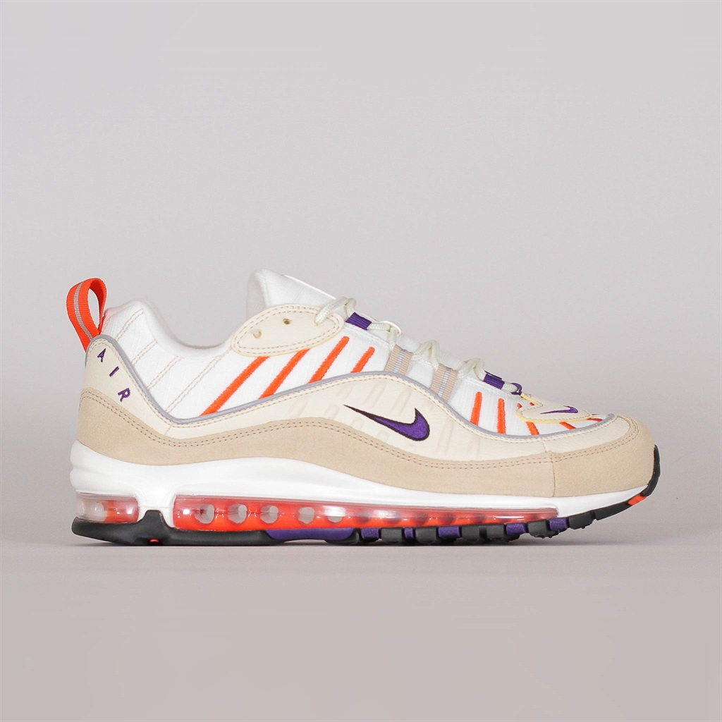 Look Out For The Nike Air Max 98 Sail Cream | Kicks shoes