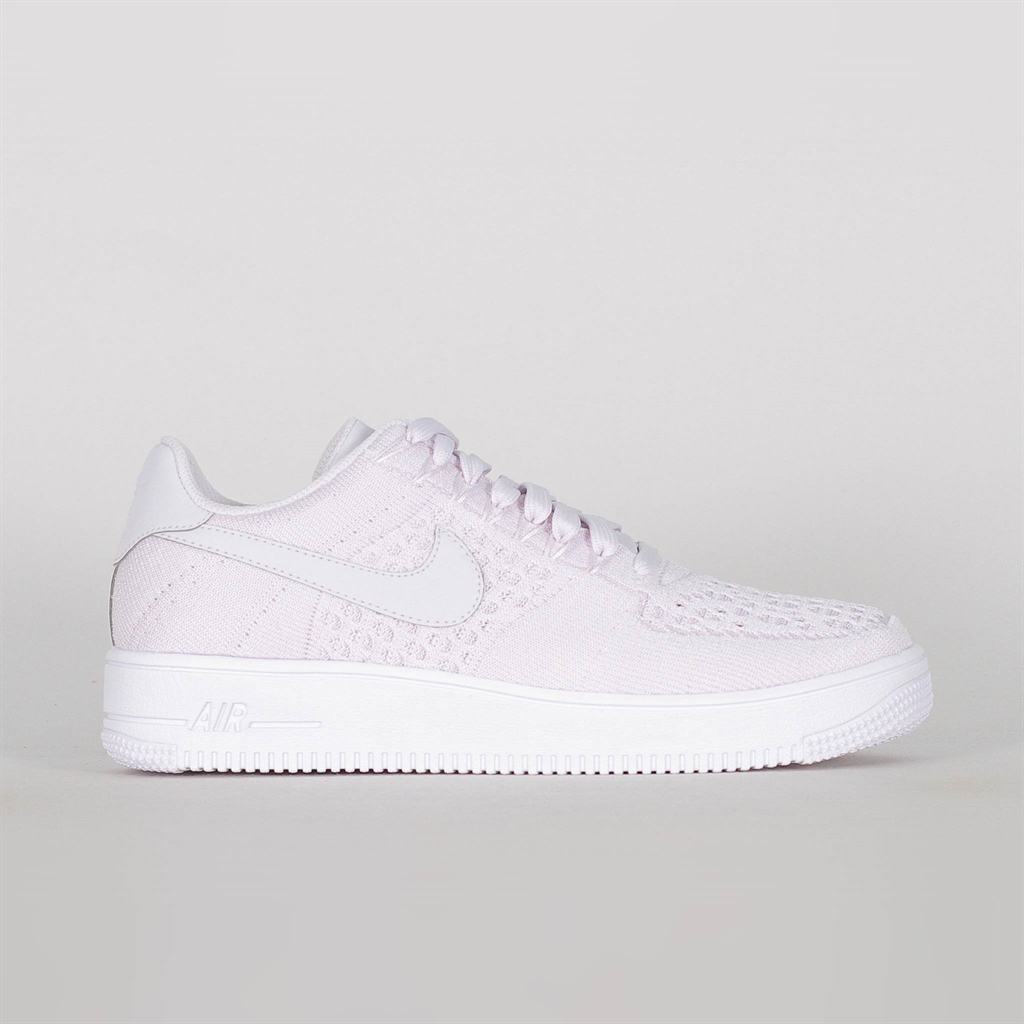 Nike Air Force 1 Ultra Flyknit Low Womens Light VioletWhite