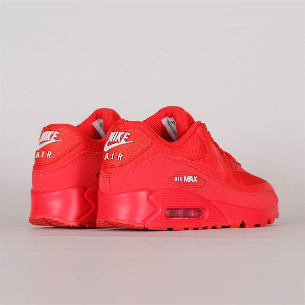 Nike Air Max 90 All Red AJ1285 602