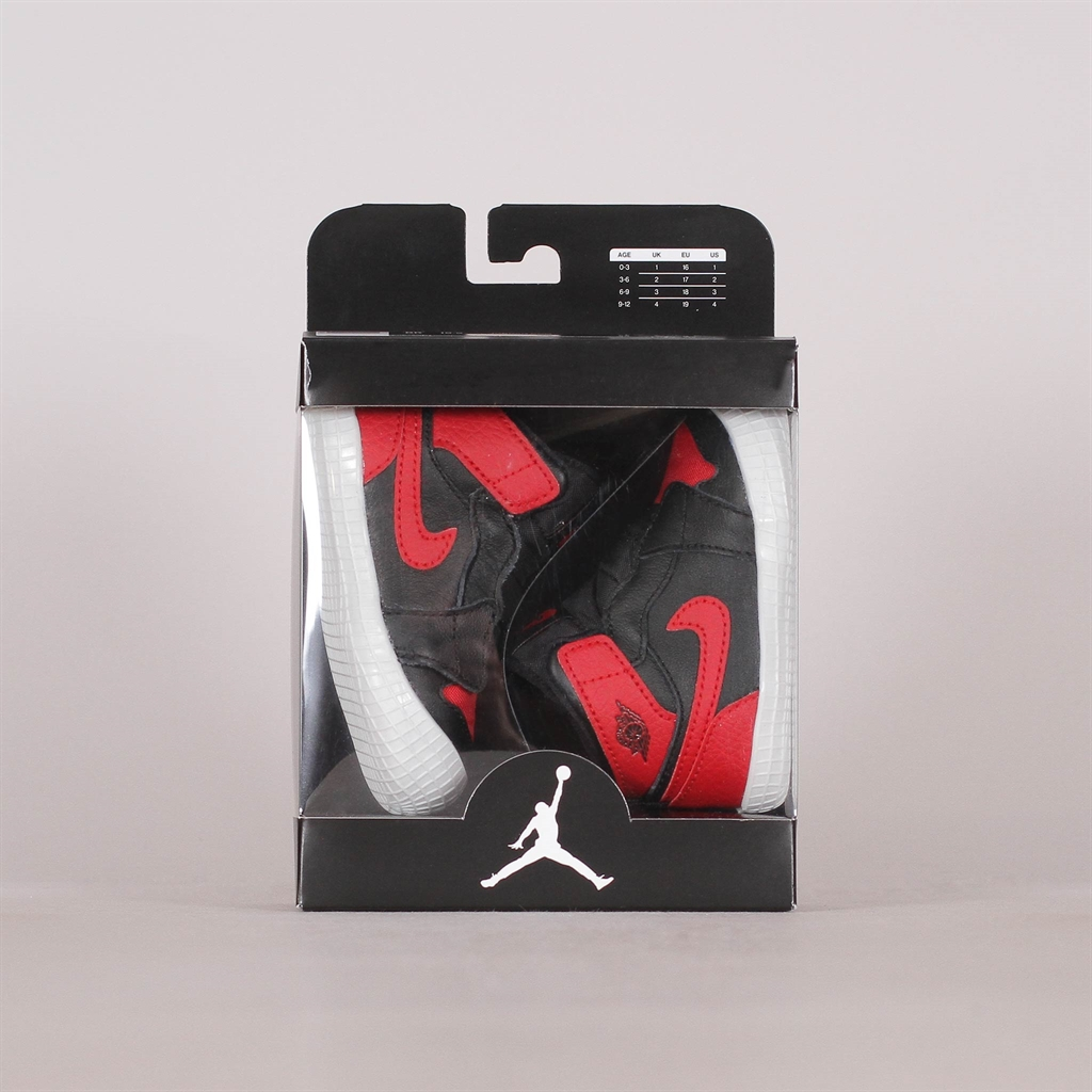 Shelta Nike Air Jordan 1 Crib Bootie (AT3745 023)