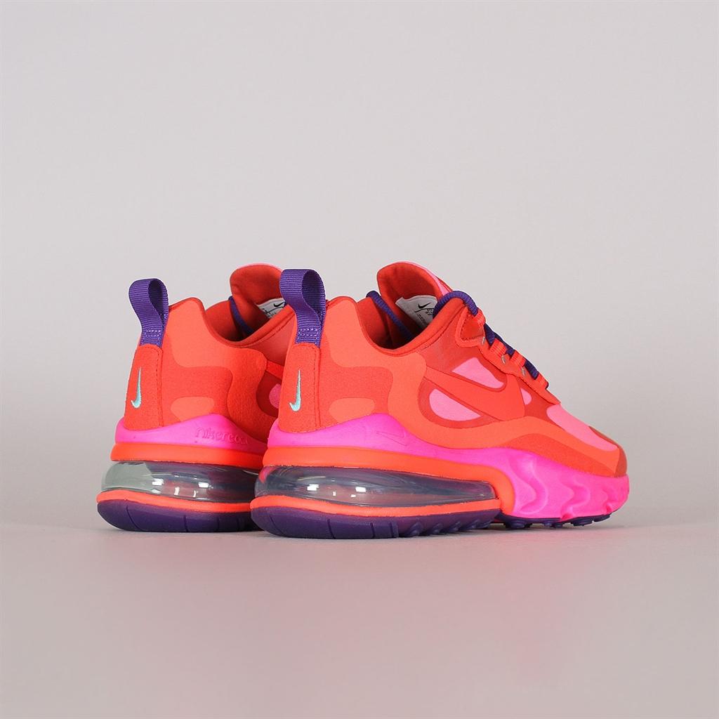 Shelta Nike Womens Air Max 270 React (AT6174 600)