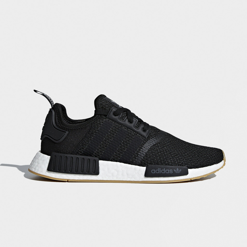 adidas Originals NMD R1 J | FW0431 | Black | Sneakers