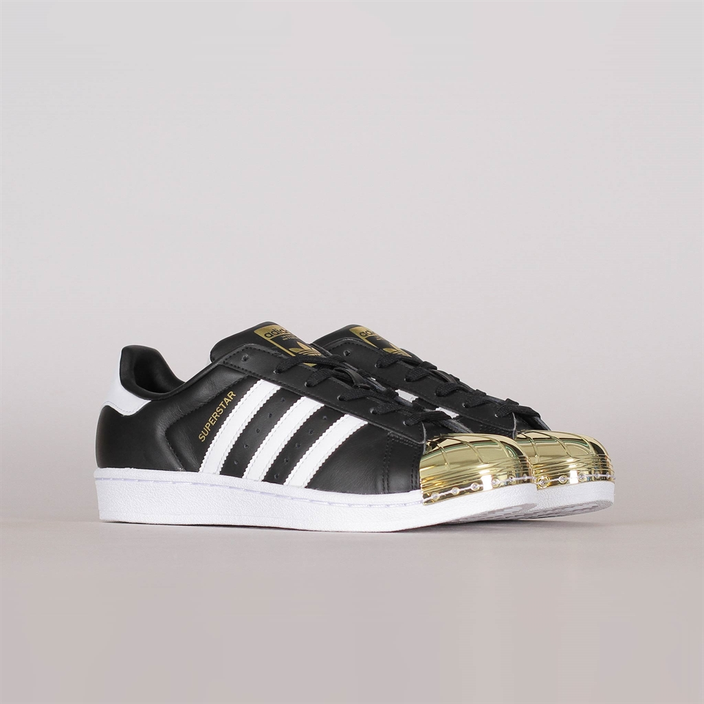 46a3e43fe52480 Adidas Originals Womens Superstar 80s Metal Toe (BB5115)