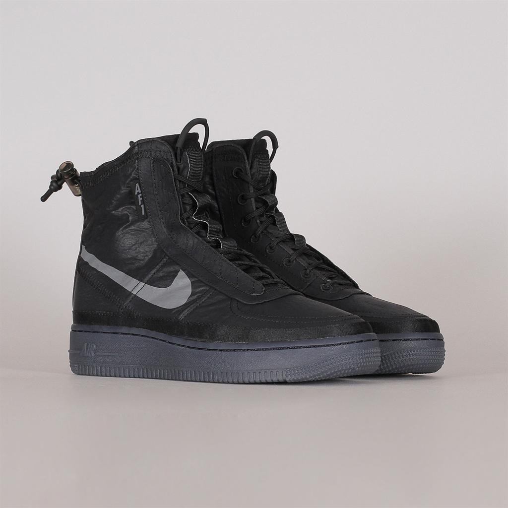 Shelta Nike Womens Air Force 1 Shell (BQ6096 001)
