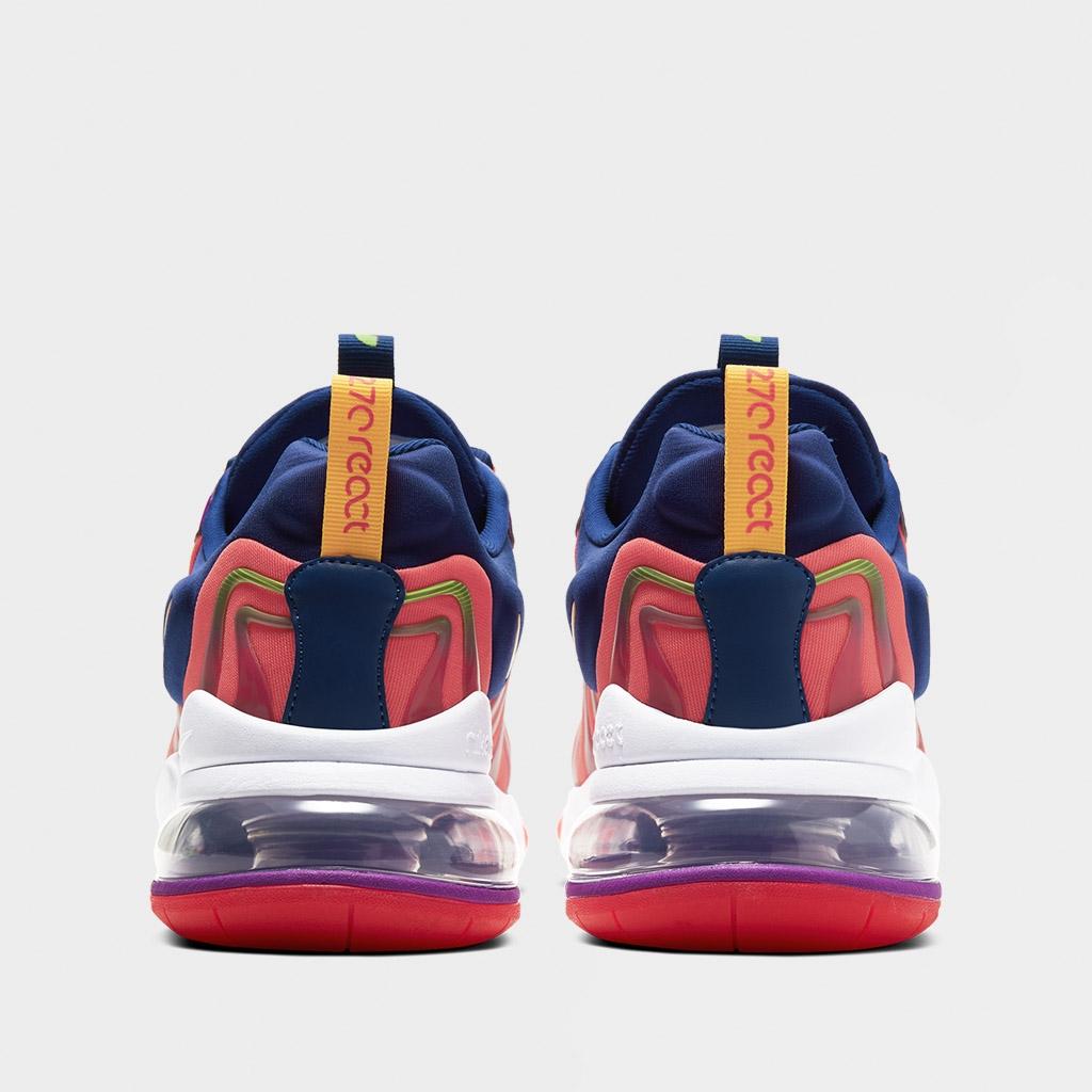 Nike Air Max 270 React Engineered Laser Crimson (CD0113 600)