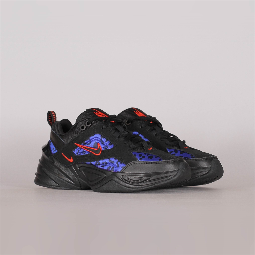 Nike Womens M2K Tekno Black Leopard (CD0181-001)