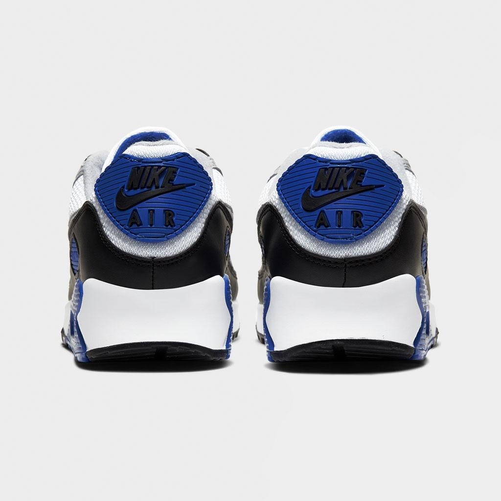 Shelta Nike Air Max 90 White Hyper Royal (CD0881 102)