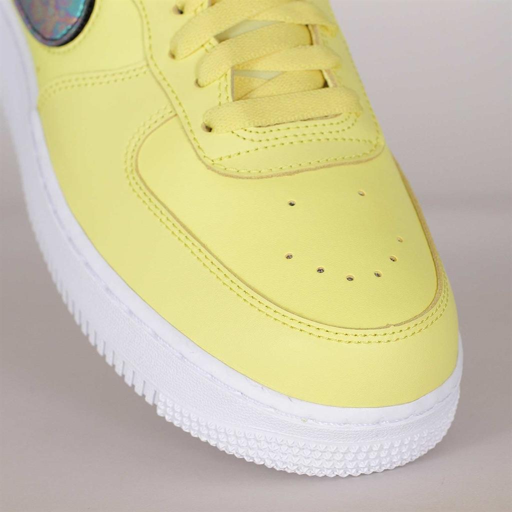 Shelta Nike Air Force 1 07 LV8 3 Yellow Pulse (CI0064 700)