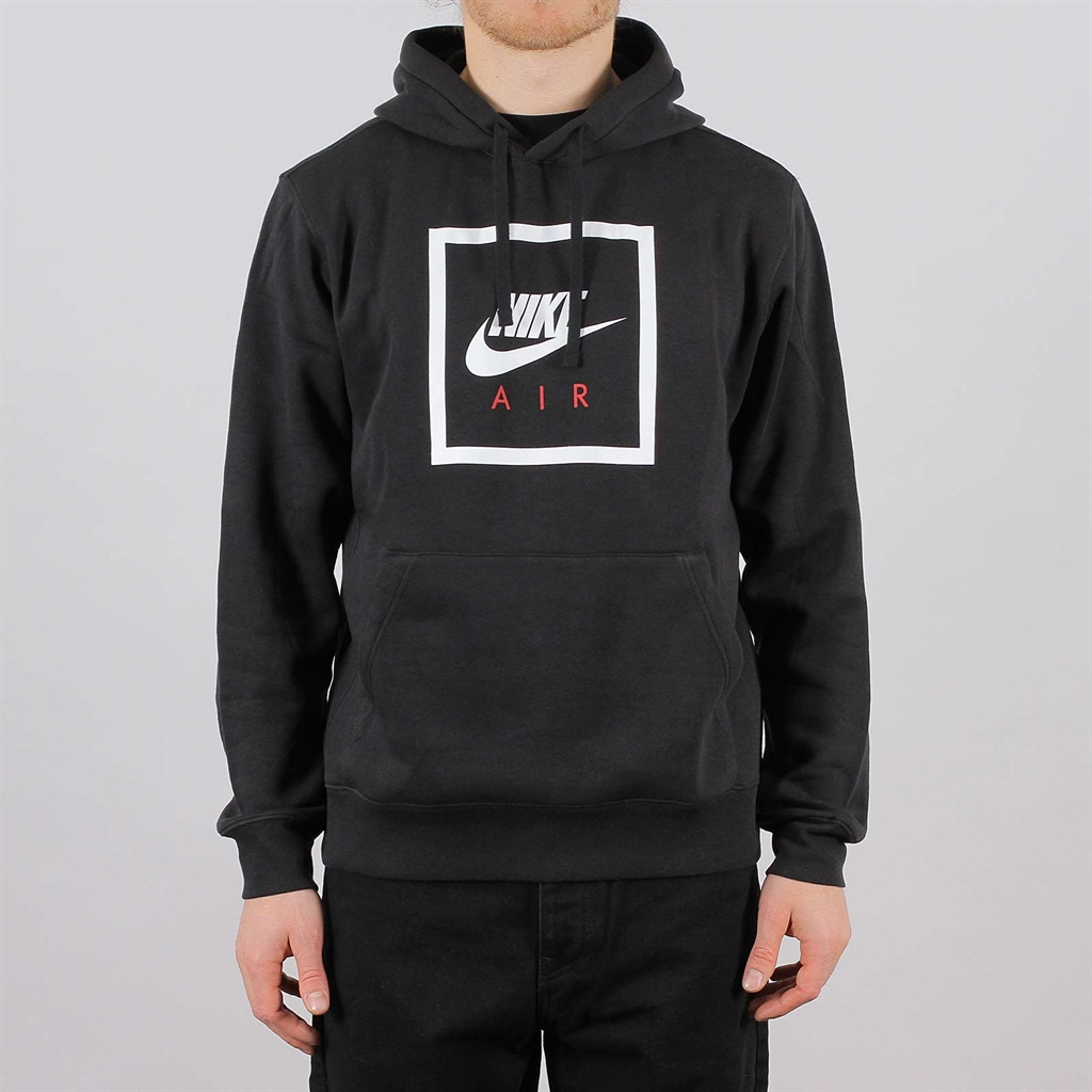 Nike Air hoodie black