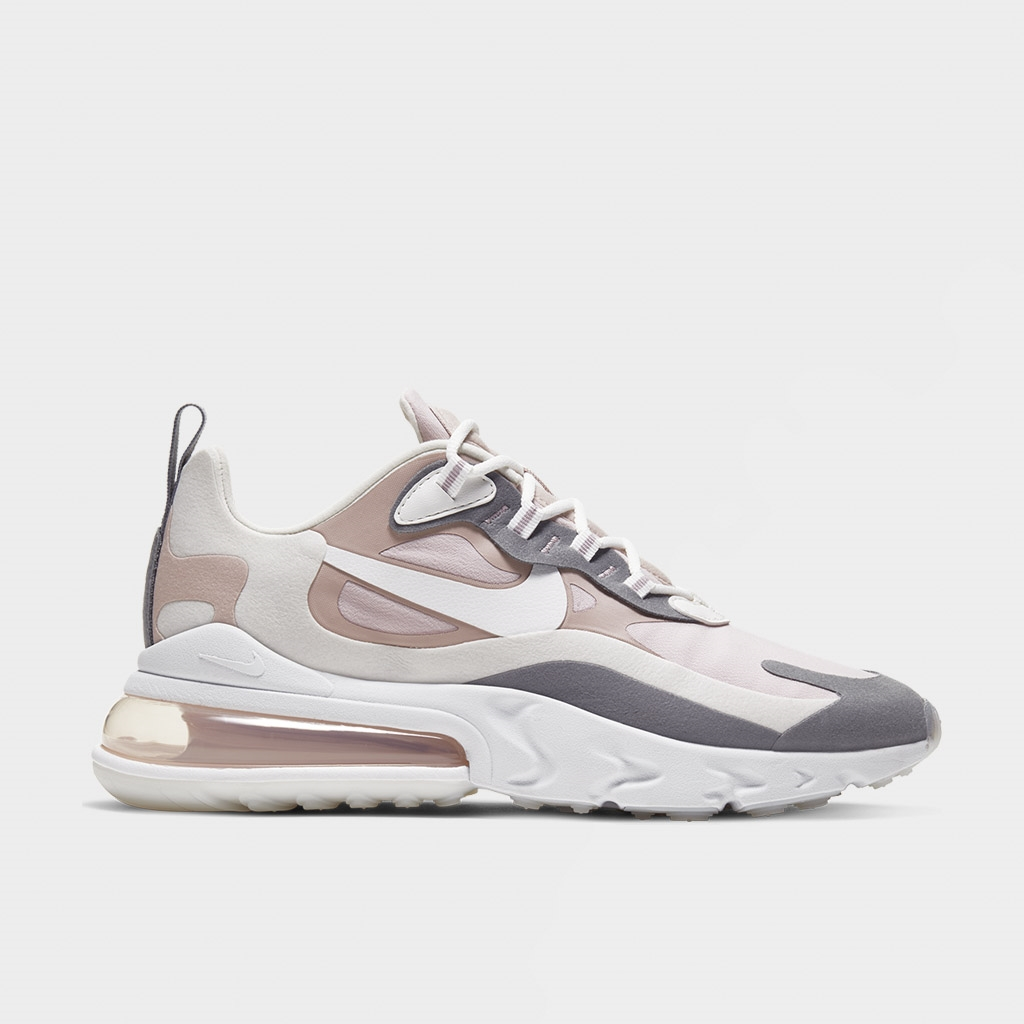 Shelta Nike Womens Air Max 270 React Plum (CI3899 500)