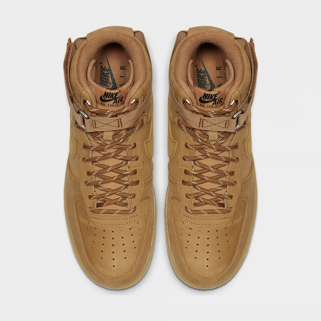 Shelta Nike Air Force 1 High 07 Flax (CJ9178 200)