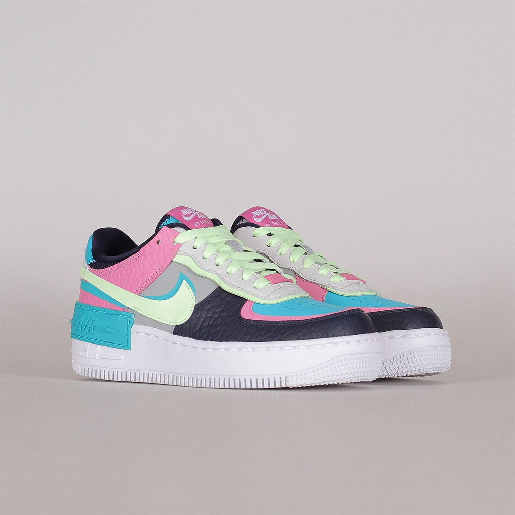 Nike Womens Air Force 1 Shadow SE (CK3172 001)