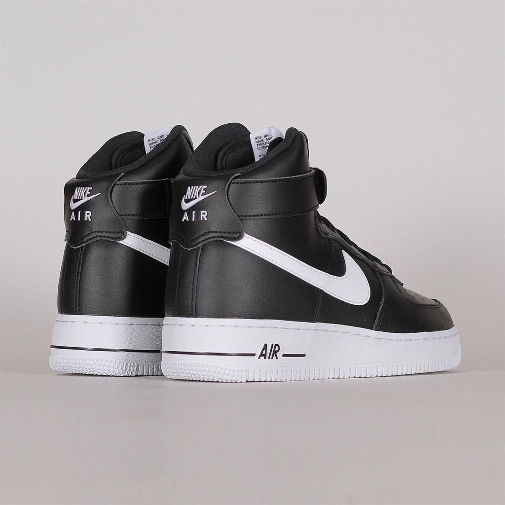 Nike Air Force 1 High 07 Black (CK4369 001)