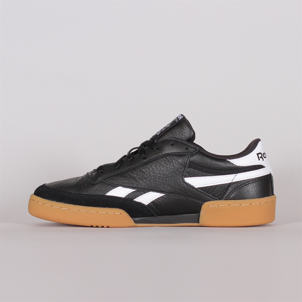 REEBOK REVENGE PLUS Gum Men Herren Schuhe Sneaker CM8790 Schwarz Größe 45