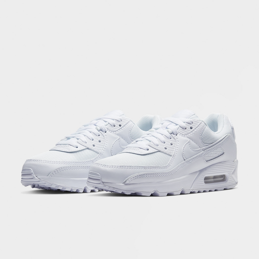 Shelta Nike Womens Air Max 90 White Cq2560 100