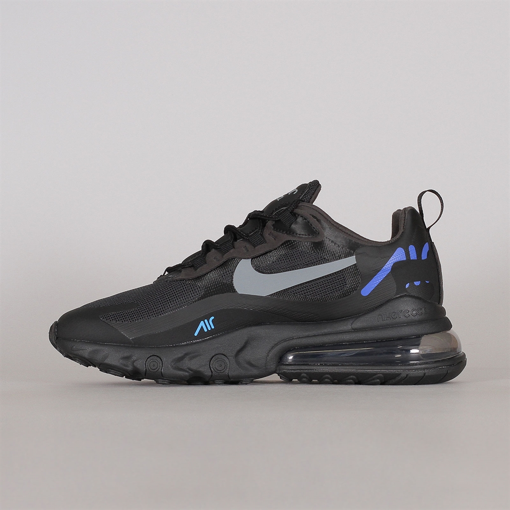 Nike Air Max 270 React JDI CT2203 001 Black Sneakers .