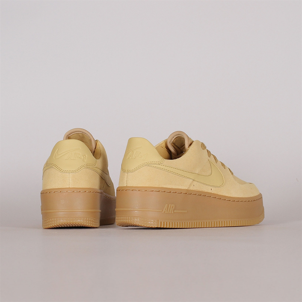 nike air force 1 beige rey ow