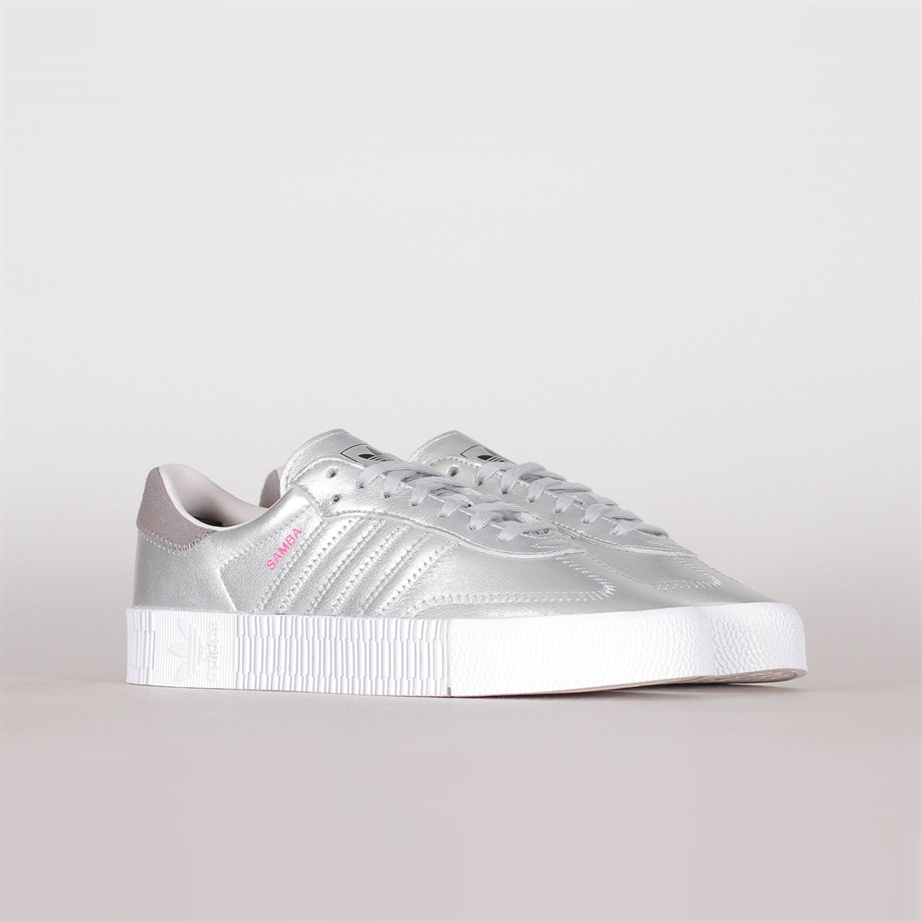 ... Adidas Originals Womens Sambarose Silver (D96769) hot sales 623cd 49eec  ... b3cc0dd2d