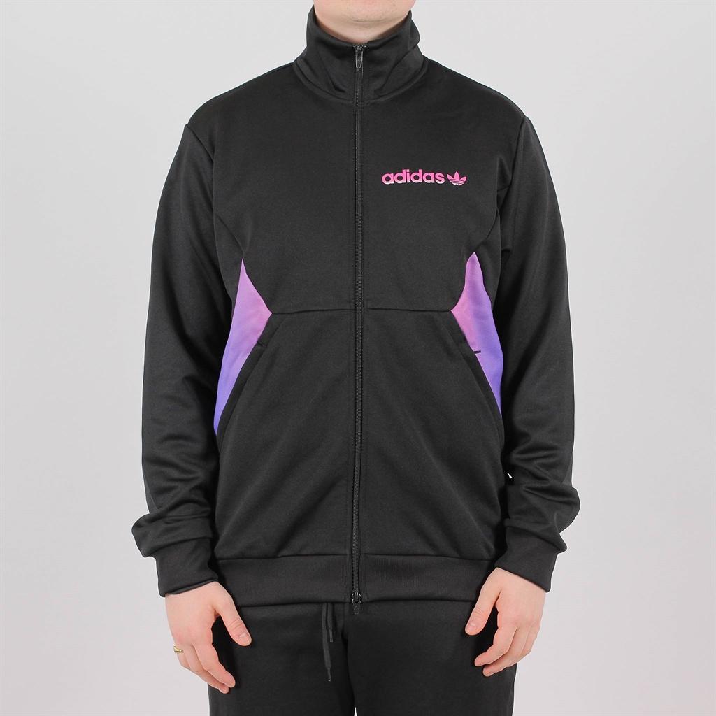 best website c0e8d 0e40f Adidas Originals Degrade Trackjacket Black (DV2032)