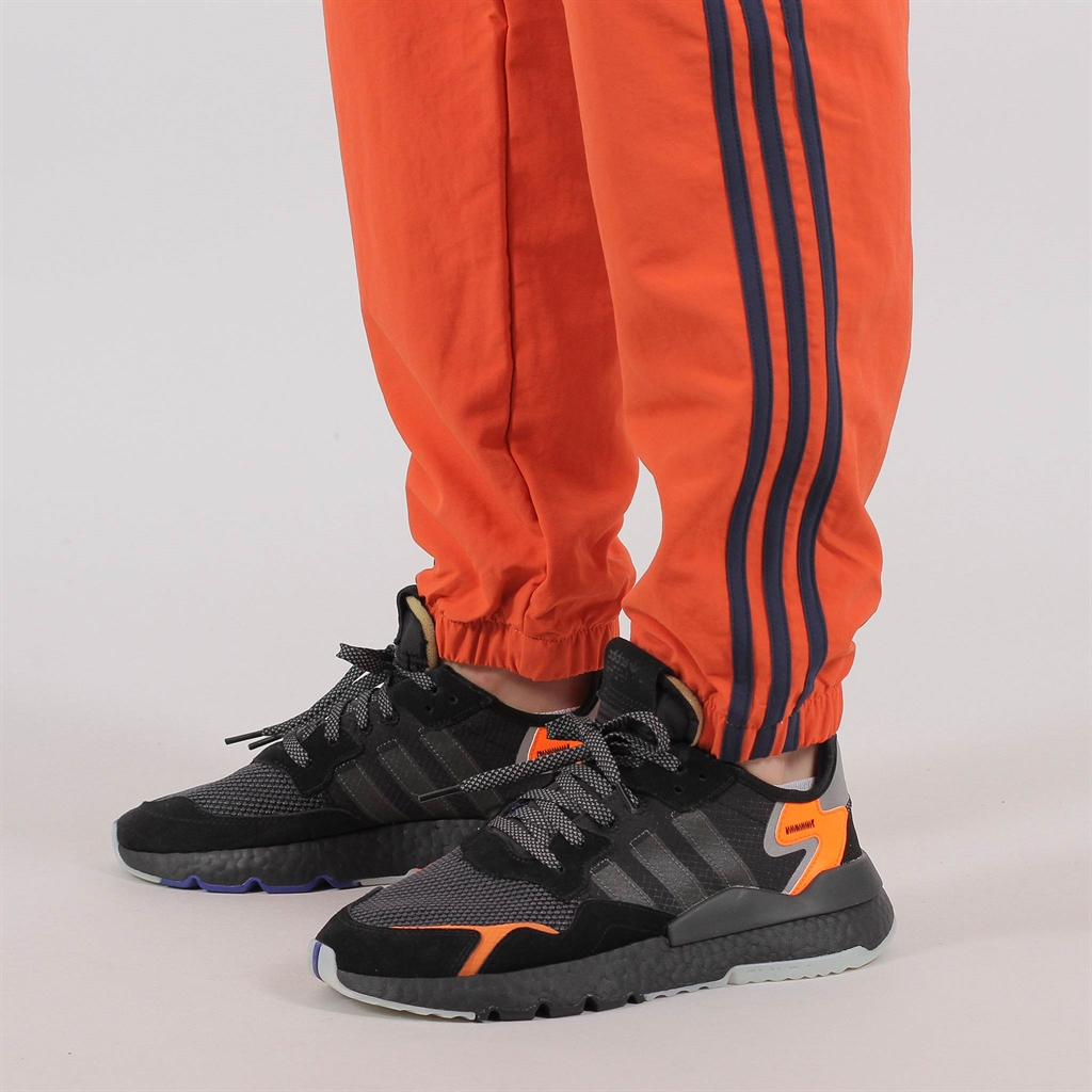 BROWN ADIDAS TRACK PANTS NO ONE CARES ABOUT