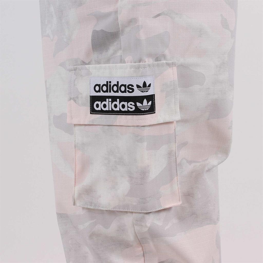 Adidas Originals Womens Pant Pink Camo (ED7420)
